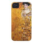 Klimt Portrait of Adele Bloch-Bauer I iPhone case