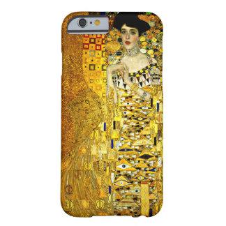 Klimt - retrato de Adela Bloch-Bauer Funda Para iPhone 6 Barely There