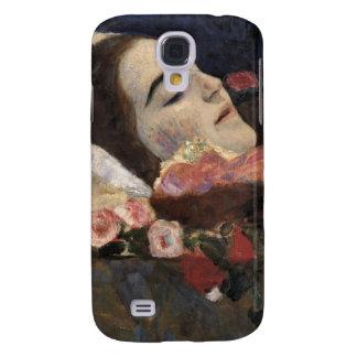 Klimt Ria Munk On Her Deathbed Samsung Galaxy S4 Case