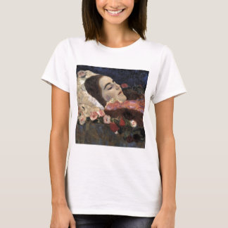 Klimt Ria Munk On Her Deathbed T-Shirt