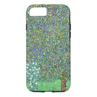 Klimt Rose Bushes iPhone 7 Case
