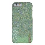 Klimt Rosebushes Under the Trees iPhone 6 Case