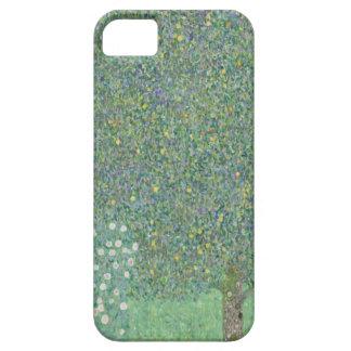 Klimt Rosebushes Under the Trees iPhone SE/5/5s Case