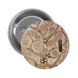 Klimt -  Stocletfries Button