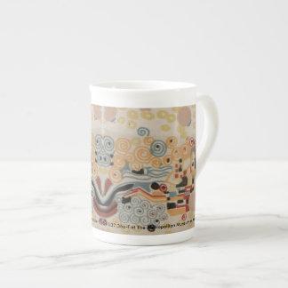 klimt tea cup