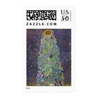 Klimt ~ That is Sonnenblume Postage