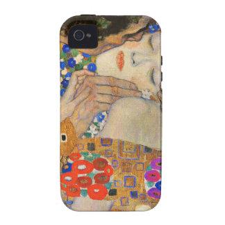 Klimt The Kiss iPhone 4 Case