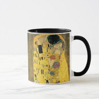 Klimt The Kiss Painting Mug