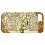 Klimt Tree of Life iPhone 5 Cover