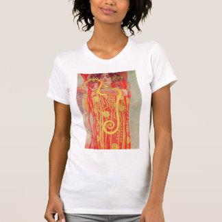 Klimt-Universidad de Gustavo de la pintura del tec Camisetas
