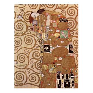 Klimt - Werkvorlagen zum Stocletfries Postcard