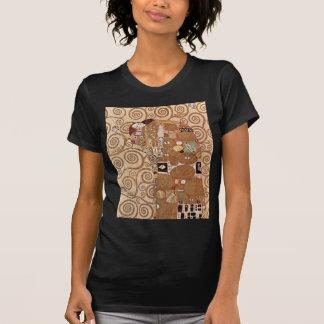 Klimt - Werkvorlagen zum Stocletfries Shirt