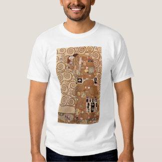 Klimt - Werkvorlagen zum Stocletfries T Shirt