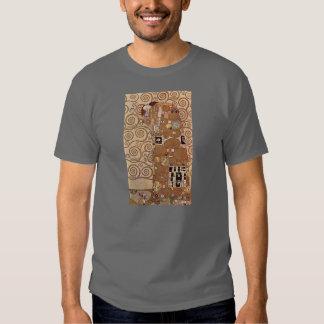 Klimt - Werkvorlagen zum Stocletfries Tee Shirt