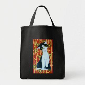 Klimt's Cat Tote Bag