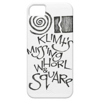 Klimt's Missing Whorl & Square iPhone 5 Case