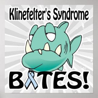 Klinefelters Syndrome BITES Poster