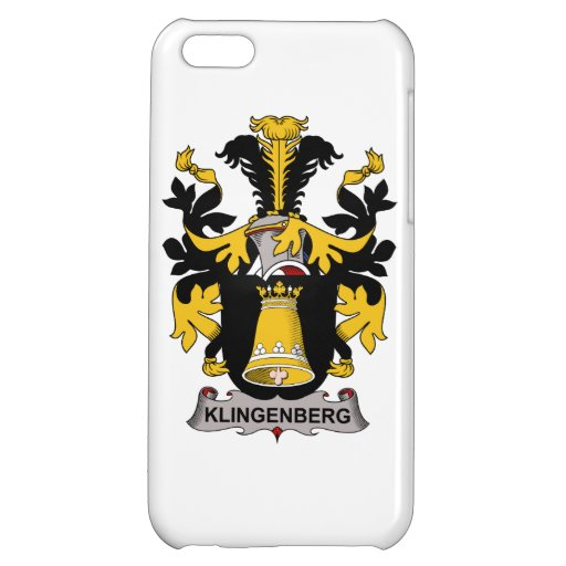 Klingenberg Family Crest iPhone 5C Covers