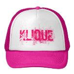 KLIQUE CAP TRUCKER HAT
