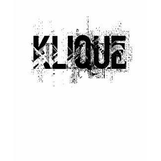 KLIQUE shirt