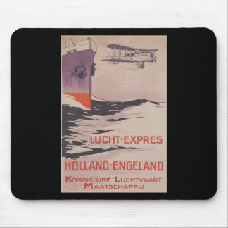 KLM Lucht-Express Mouse Pad