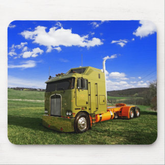Kloppy's Kenworth K100 #1 Mousepad
