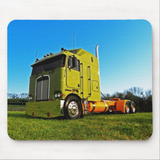 Kloppy's Kenworth K100 #2 Mousepad