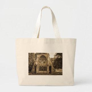 Kloster Ruine Heisterbach bei Bonn Canvas Bag