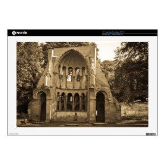 Kloster Ruine Heisterbach bei Bonn Laptop Decal