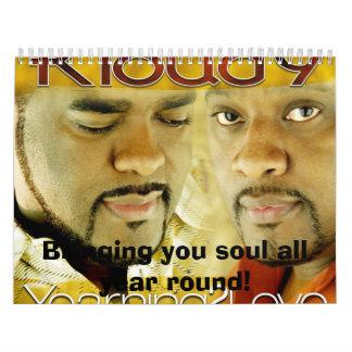 Kloud 9 Calendar