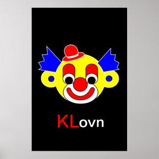 KLovn - Den Fri Forhandlingsret er Død Print
