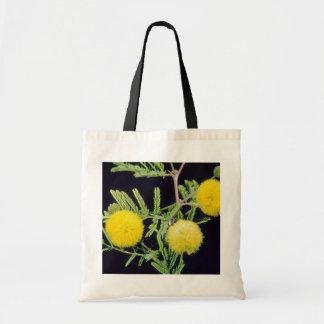 Klu amarillo, flores de Popinae (farnesiana del Bolsa Tela Barata