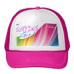 kluba cap surfing girl gorras