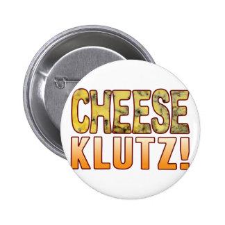 Klutz Blue Cheese Button