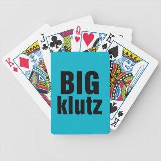 Klutz grande baraja de cartas