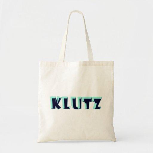 Klutz Tote Bag