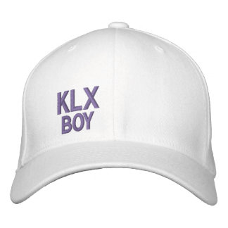 KLX boy flex fit hat Embroidered Baseball Cap