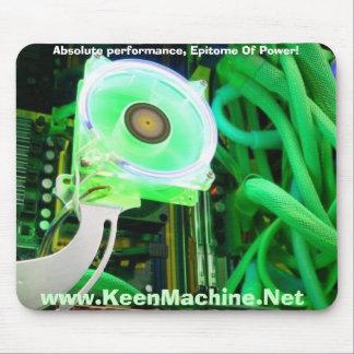 KM Absolute performance Mousepad