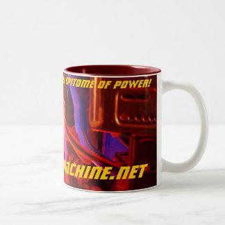KM Exclusive SunSet MUG!!! Two-Tone Coffee Mug