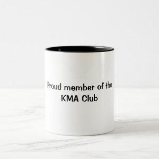 KMA club mug