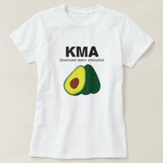 kma. (konsume more avocados) T-Shirt