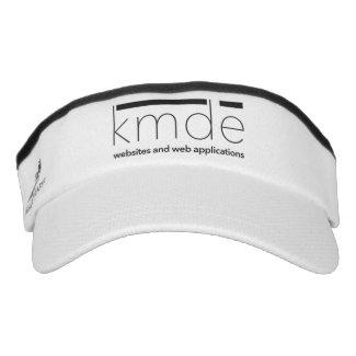 KMDE CEO Signature Visor