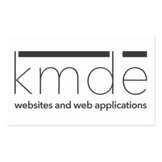 KMDE Sticker