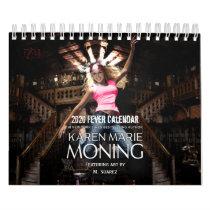 KMM FEVER Series Calendar 2020 Small