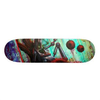 "KMNDZ ""El Chango"" Skateboard"
