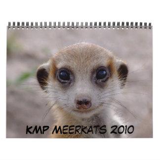 KMP Calendar 2010