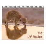 KMP Meerkats - 2015 Calendar