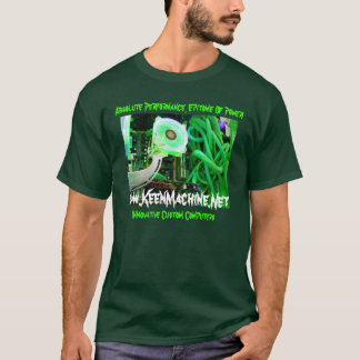 KMPC MENS Media Green T!!! T-Shirt
