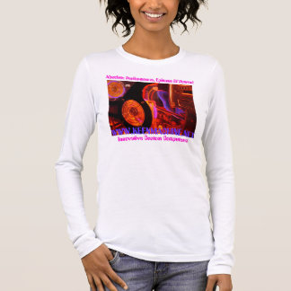 KMPCs LADIES LONGSleeve Sunset T!!! Long Sleeve T-Shirt