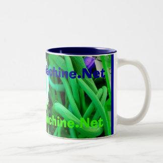 KMPCS MediaMatriX 2 MUG!! Two-Tone Coffee Mug